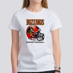 Fantasy Football Buzzards Women's T-Shir