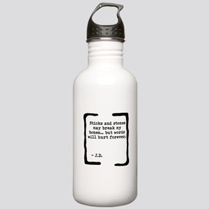 Sticks and Stones Stainless Water Bottle 1.0L