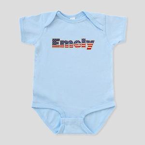 American Emely Infant Bodysuit