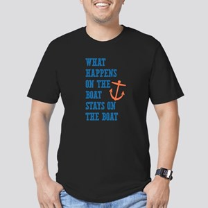What Happens On The Boat T-Shirt