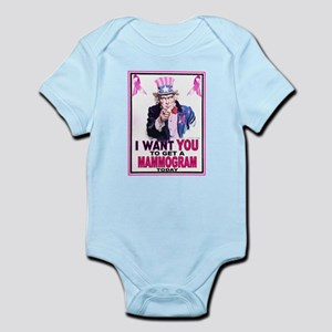 Uncle Sam Infant Bodysuit