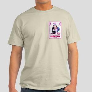 Uncle Sam Light T-Shirt