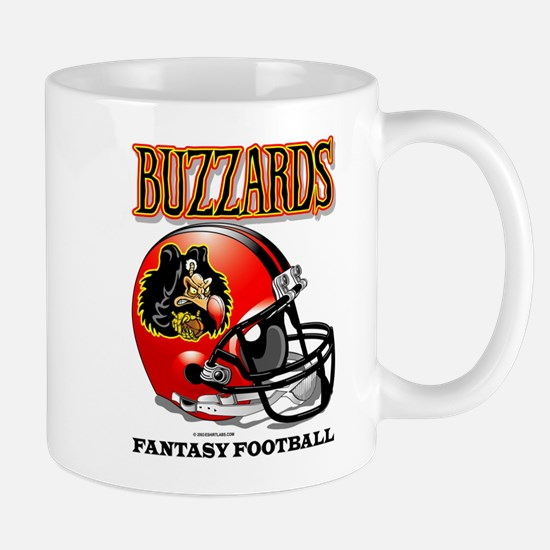 Fantasy Football Buzzards Mug