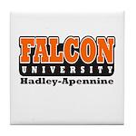 Falcon University Tile Coaster