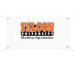 Falcon University Banner