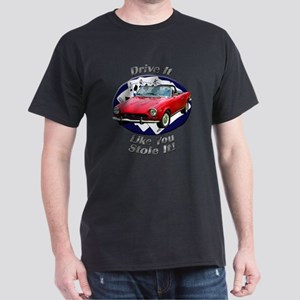 Fiat 124 Spider Dark T-Shirt