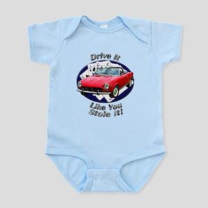 Fiat 124 Spider Infant Bodysuit