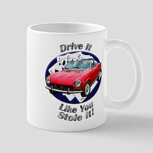 Fiat 124 Spider Mug