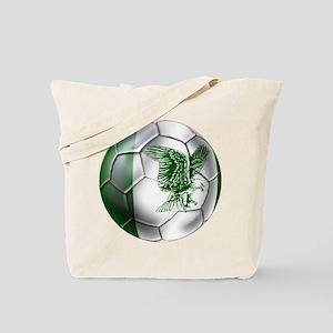 Nigeria Football Tote Bag