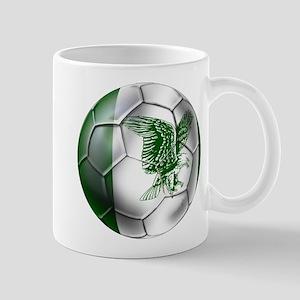 Nigeria Football 11 oz Ceramic Mug