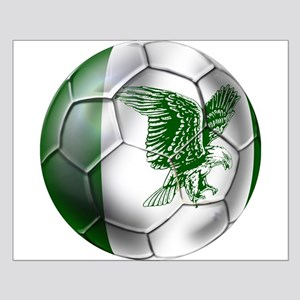 Nigeria Football Small Poster