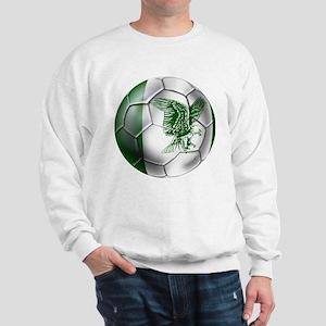 Nigeria Football Sweatshirt