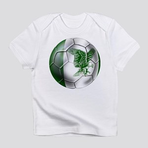 Nigeria Football Infant T-Shirt