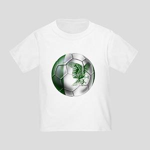 Nigeria Football Toddler T-Shirt