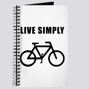 Live Simply Bike Journal