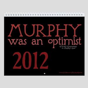 Murphy Was An Optimist Wall Calendar