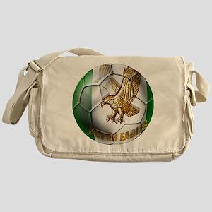 Super Eagles Football Messenger Bag