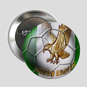 "Super Eagles Football 2.25"" Button"