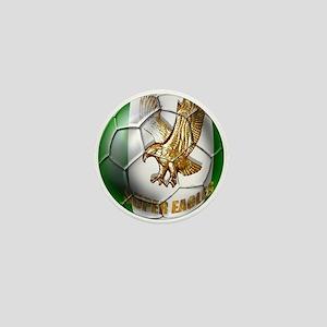 Super Eagles Football Mini Button