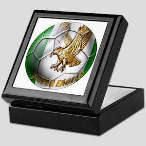 Super Eagles Football Keepsake Box