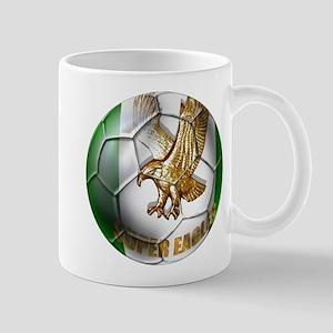 Super Eagles Football Mug