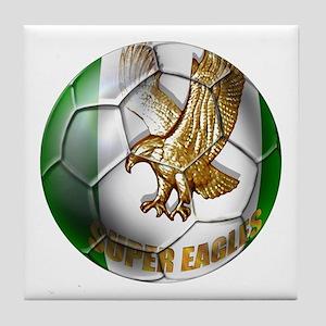 Super Eagles Football Tile Coaster