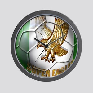 Super Eagles Football Wall Clock