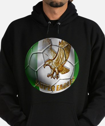 Super Eagles Football Hoodie (dark)