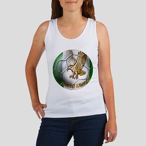 Super Eagles Football Women's Tank Top
