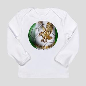Super Eagles Football Long Sleeve Infant T-Shirt