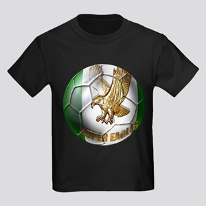 Super Eagles Football Kids Dark T-Shirt