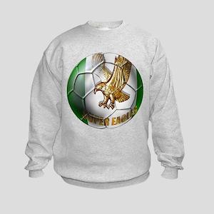 Super Eagles Football Kids Sweatshirt
