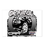 2012 Musclecars Postcards (Package of 8)
