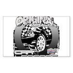 2012 Musclecars Sticker (Rectangle 10 pk)