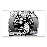 2012 Musclecars Sticker (Rectangle)