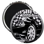 2012 Musclecars Magnet