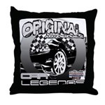 2012 Musclecars Throw Pillow