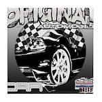 2012 Musclecars Tile Coaster