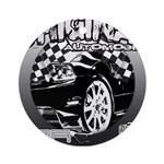 2012 Musclecars Ornament (Round)