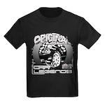 2012 Musclecars Kids Dark T-Shirt