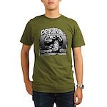 2012 Musclecars Organic Men's T-Shirt (dark)