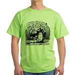 2012 Musclecars Green T-Shirt