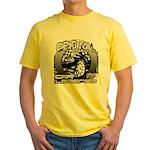 2012 Musclecars Yellow T-Shirt