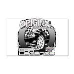 2012 Musclecars Car Magnet 20 x 12