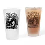 2012 Musclecars Drinking Glass