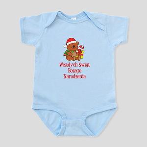 Polish Christmas Baby Infant Bodysuit