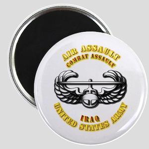 Emblem - Air Assault - Cbt Assault - Iraq Magnet