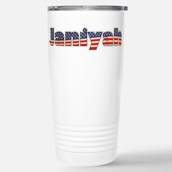 American Janiyah Stainless Steel Travel Mug