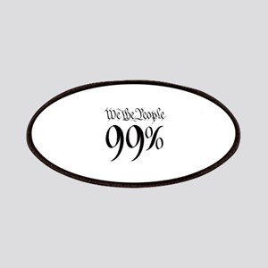 we the people 99% small Patches