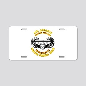 Emblem - Air Assault - Cbt Aslt - Afghanistan Alum